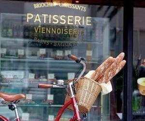 bike, paris, and bicycle image