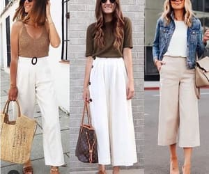 pants, wide pants, and palazzo pants image