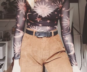 aesthetic, outfit, and star image