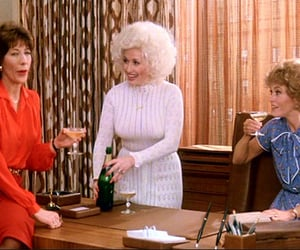 9 to 5, Lily Tomlin, and comedy image