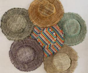 etsy, hemphat, and straw hat image