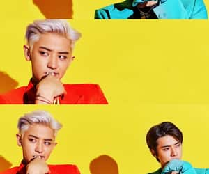 exo, SC, and oh sehun image