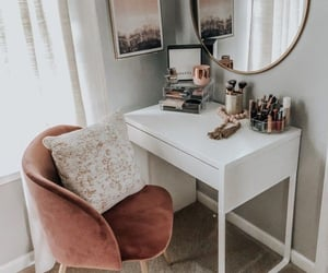 room, inspiration, and makeup image
