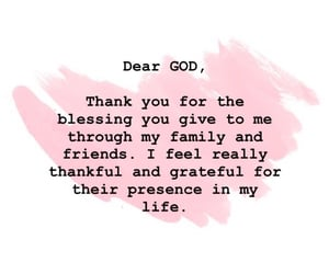blessed, family, and god image