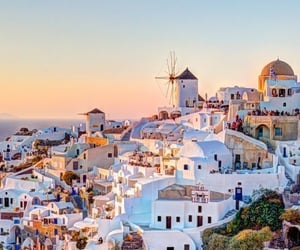 Greece, travel, and trip image