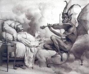 bargain, Devil, and 🎻 image