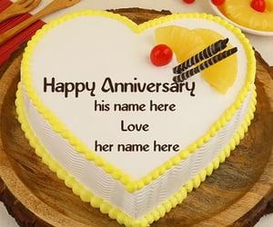 anniversary cake and anniversary cake pic image