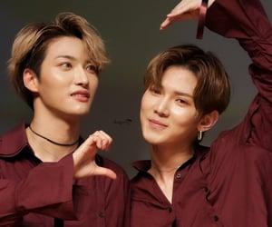 seonghwa, san, and wooyoung image