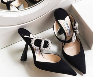 shoes, belleza, and elegancia image