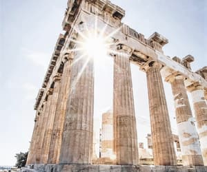 architecture and Greece image