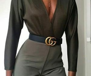 gucci, fashion, and khaki image