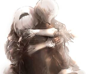 anime, girl, and nier automata image