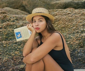 beach, photo, and praia image
