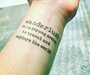 quote, quotes, and tattoo art image