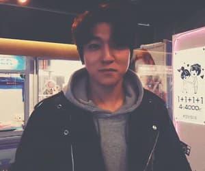 gif, park sungjin, and kpop image