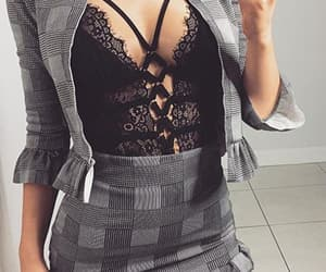 fashion, lingerie, and outfit image