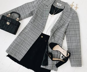 business, fashion, and look image