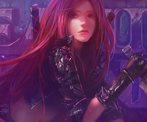 Katarina, lol, and league of legends image