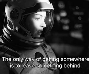 quotes, movie, and interstellar image