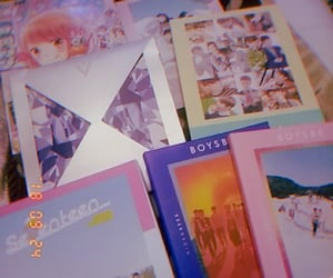 albums, love&letter, and kpop image