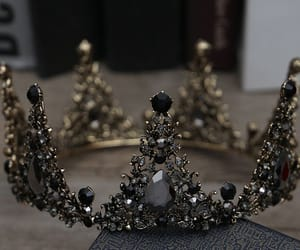 accessories, earrings, and tiara image