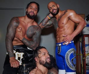 the usos, wwe, and jimmy uso image