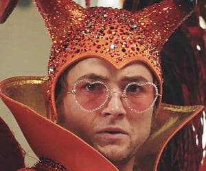 elton john, movie, and rocketman image