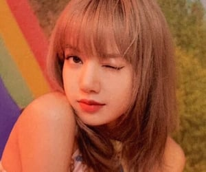 blink, kpop, and lisa image