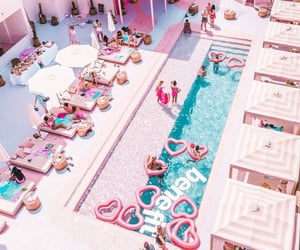aesthetic, girly, and hotel image