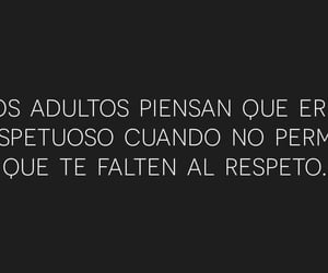 frases, pensar, and respeto image