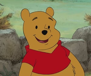 aesthetic, Pooh bear, and winnie the pooh image