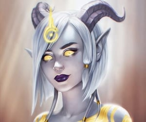 fan art, game, and world of warcraft image