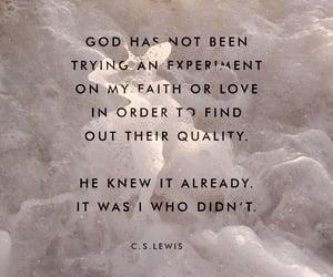 c.s. lewis, faith, and god image