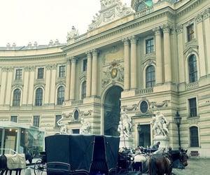 austria, beautiful, and horses image