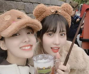 twice, nayeon, and momo image