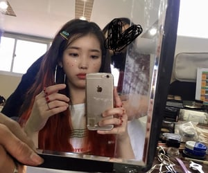 iu, icon, and kpop image