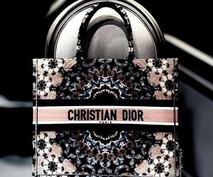 accessoires, bags, and dior image