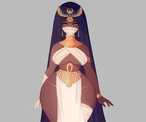 beauty and egyptian image