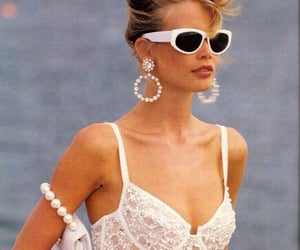 90's, beautiful, and boobs image