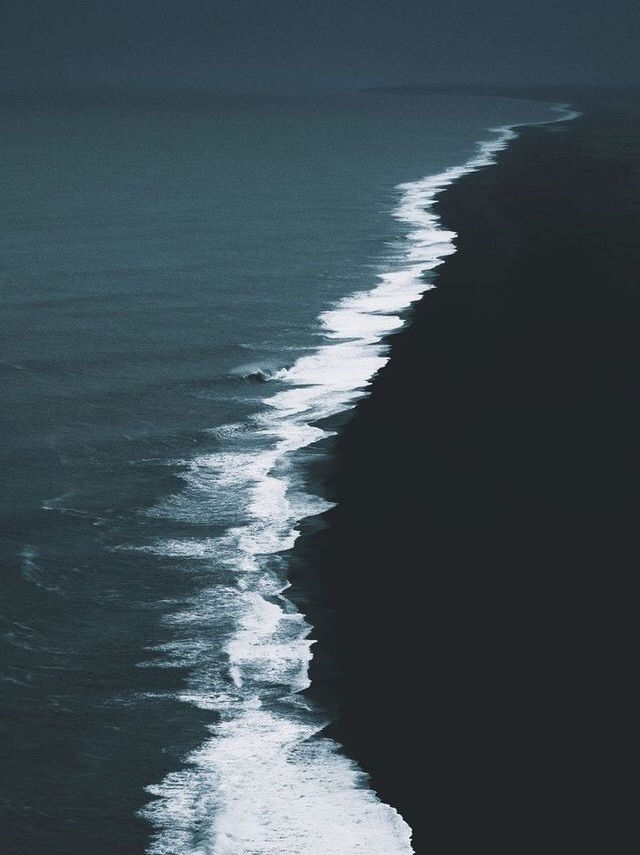 Dark Sea Discovered By Elly On We Heart It
