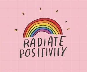 rainbow, wallpaper, and quotes image