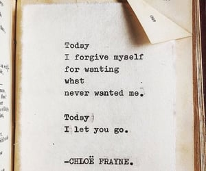 today, forgive, and let go image