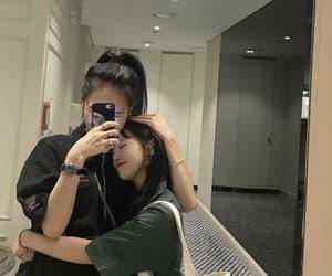 ulzzang, girl, and couple image