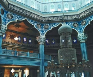 architecture, beautiful, and mosque image