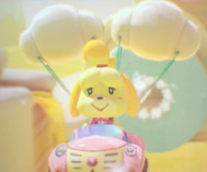 animal crossing, isabelle, and soft image