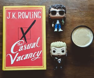 books, jk rowling, and read image