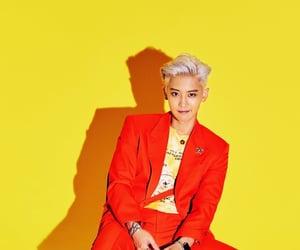 exo, parkchanyeol, and kpop image