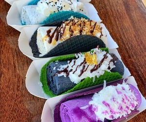 colors, delicious, and foodie image