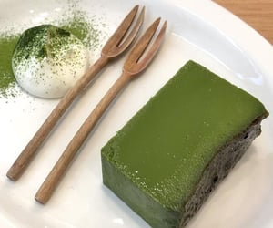 aesthetic, food, and green image