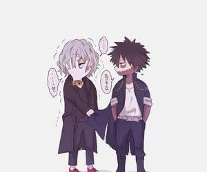 chibi, anime boy, and cute image